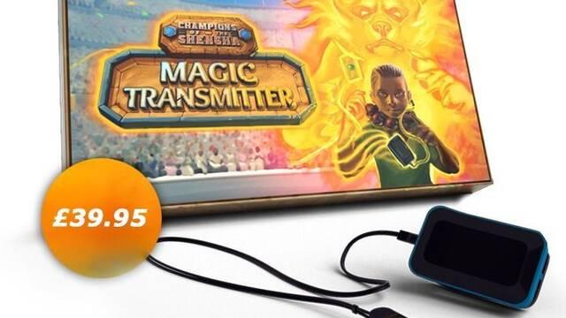 Champions of the Shengha es el juego de cartas para móviles que mide tu pulso