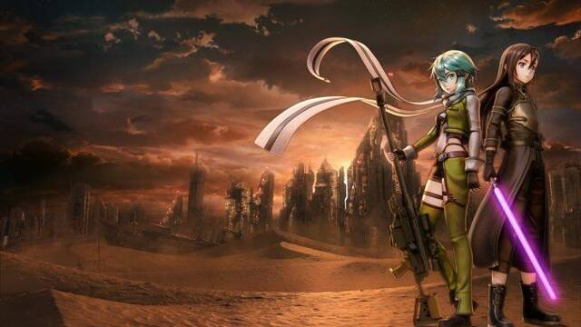 Nuevo vídeo promocional de Sword Art Online: Fatal Bullet