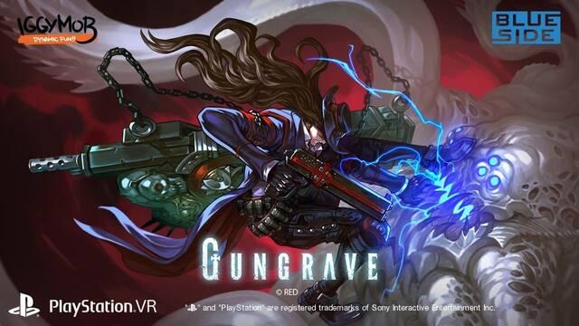 Gungrave VR se presenta en vídeo