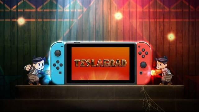 Teslagrad se lanza en Nintendo Switch el próximo 7 de diciembre