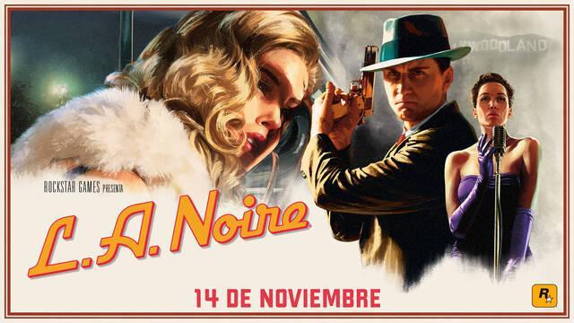 Rockstar presenta L.A. Noire en un nuevo tráiler 4K Ultra HD