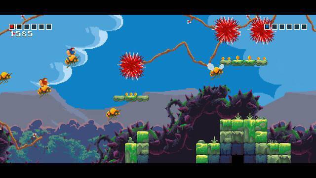Tiny Barbarian DX llega a Switch el 10 de octubre