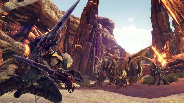 Primeras imágenes oficiales de God Eater 3