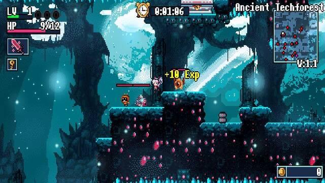 El juego español Xenon Valkyrie+ llegará a PS Vita este invierno