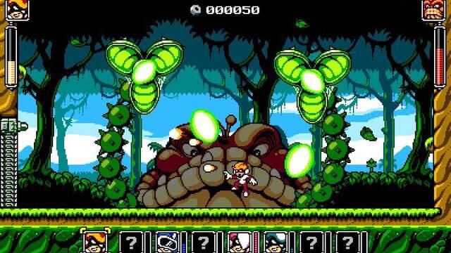 Anunciado Super Mighty Power Man, un juego inspirado en Mega Man