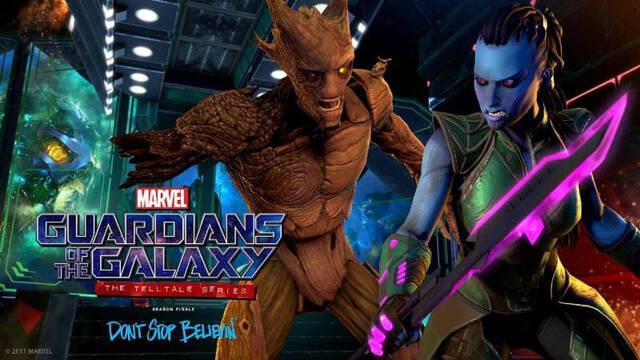 Guardianes de la Galaxia de Telltale muestra el tráiler de su quinto episodio