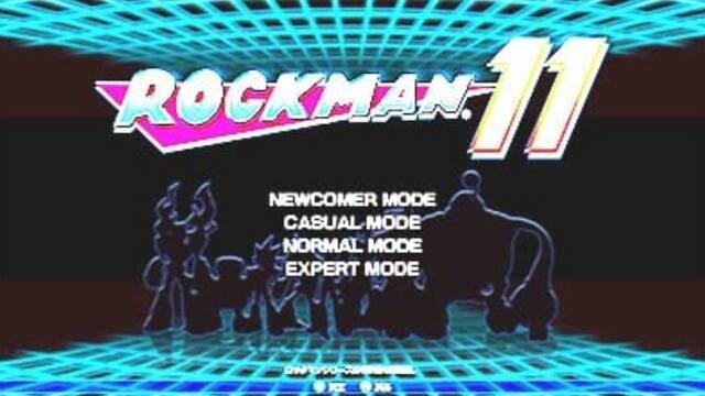 Mega Man 11 tendrá cuatro niveles de dificultad disponibles
