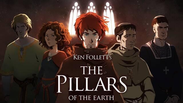 El segundo volumen de Los Pilares de la Tierra llegará el 13 de diciembre