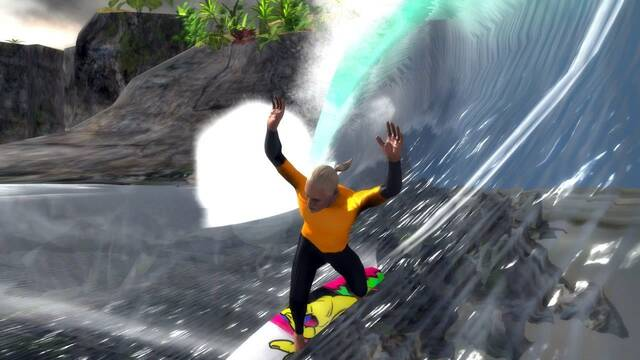 The Surfer: ¿El último juego original de PS3?