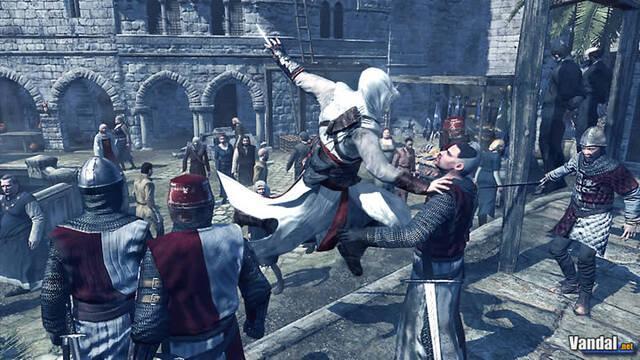 Nuevas imágenes de Assassin's Creed