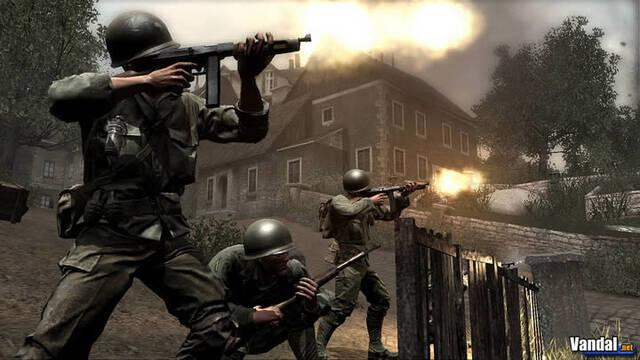Call of Duty 3 llega a la retrocompatibilidad de Xbox One