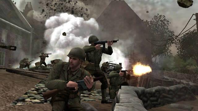 Nuevas imágenes de Call of Duty 3 para Wii