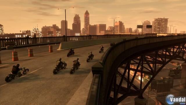 Primeras imágenes del contenido descargable de GTA IV