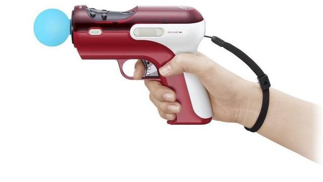 E3: Sony muestra el accesorio de pistola para PS Move