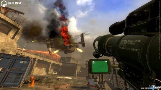 Black Mesa sigue mostrándose en nuevas imágenes