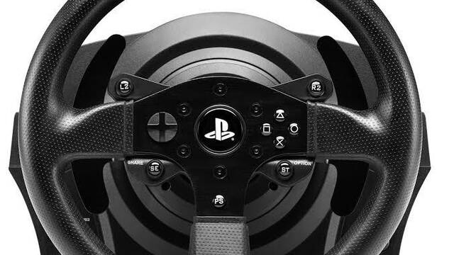 Thrustmaster anuncia el volante T300 RS para PS4