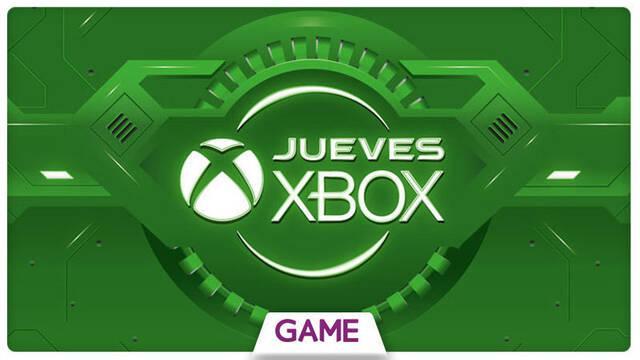 Nuevo Jueves Xbox en GAME