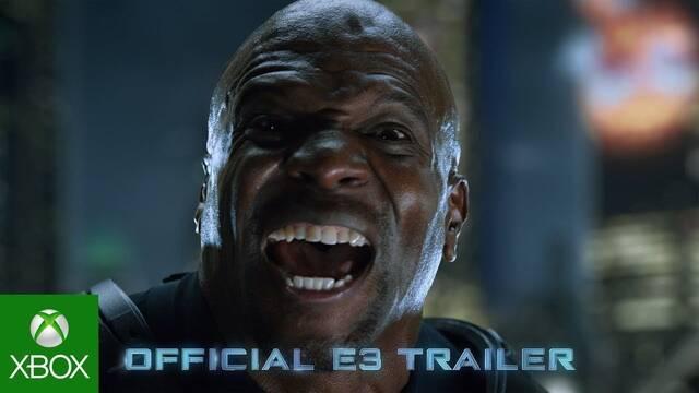 E3 2017: Crackdown 3 llegará el 7 de noviembre y Terry Crews lo protagoniza