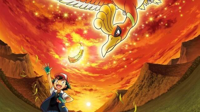 Nuevo póster de la próxima película de Pokémon
