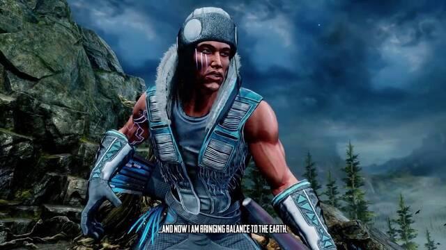 Así combate Eagle, el nuevo personaje de Killer Instinct