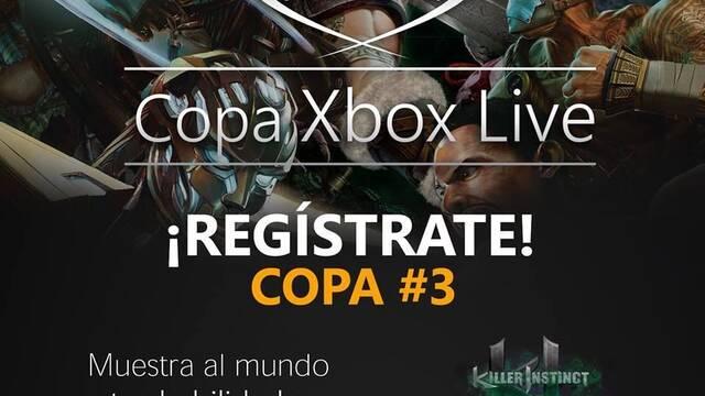 La copa Xbox Live llegó a México