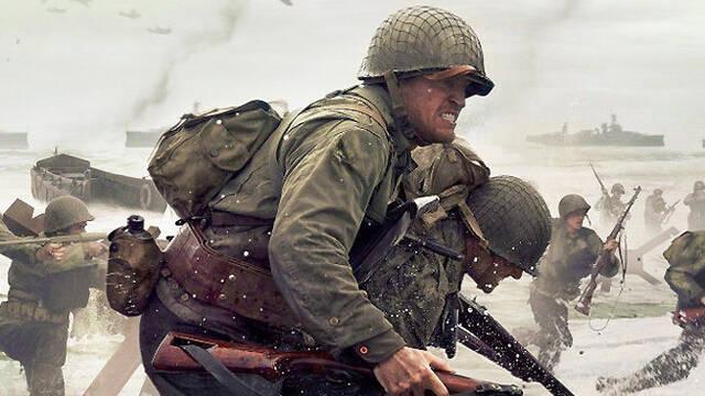 Surgen nuevos detalles y artes conceptuales de Call of Duty: WWII