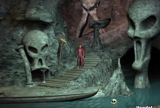 Nuevas im�genes de Simon the Sorcerer 4