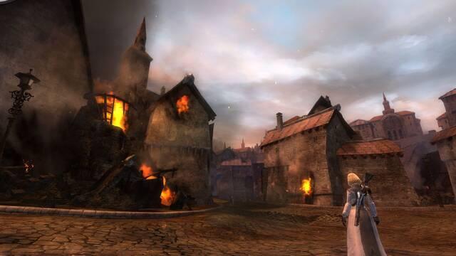 Anunciada la segunda gran actualización de Guild Wars 2