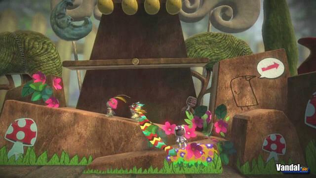 Anunciado Little Big Planet para PS3; primeras imágenes