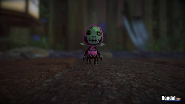 Nuevas imágenes de LittleBigPlanet para PS3