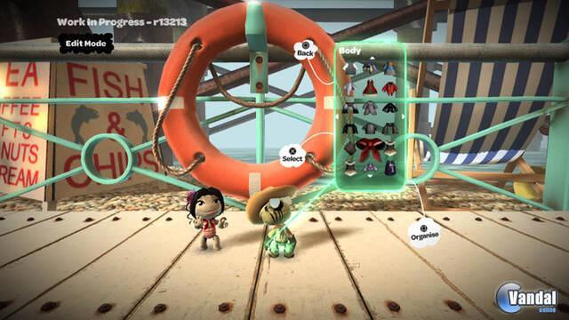Sony cree que LittleBigPlanet puede vender más Gran Turismo 5 Prologue