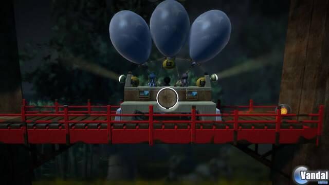 E3: Nuevas imágenes de LittleBigPlanet