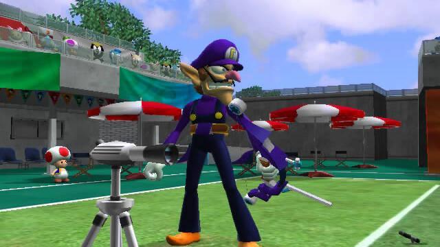 Nuevas im�genes de Mario y Sonic en los Juegos Ol�mpicos para Wii