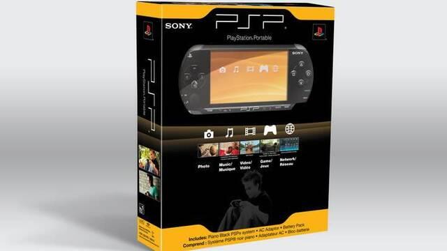E3: Imágenes del nuevo modelo de PSP