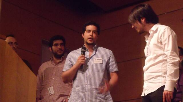 iD�AME 2011: The Plan y Farol Pirata, mejores videojuegos