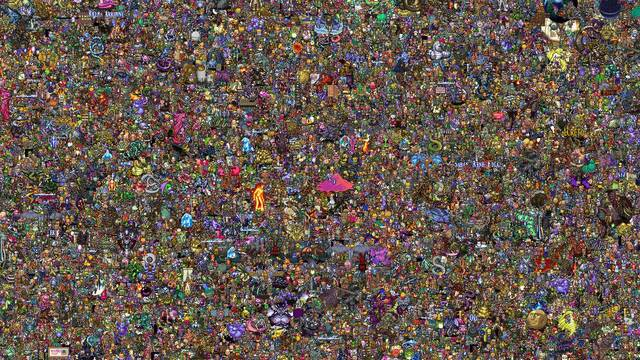 Un aficionado re�ne a 13.000 personajes de rol de SNES en una imagen