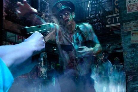 Universal Studios Japan prepara una nueva atracci�n de Resident Evil
