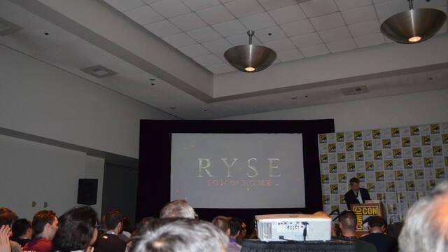 Cr�nica: Ryse se presenta en la Comic-Con