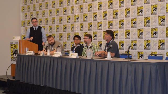 Crónica: Robert Kirkman habla de The Walking Dead en los videojuegos en la Comic-Con