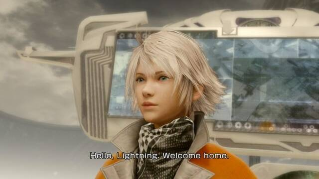 Hope regresará en Lightning Returns: Final Fantasy XIII