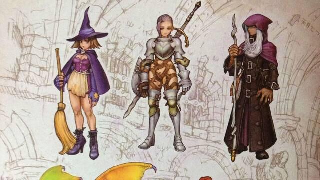 Así era Dragon's Crown en Dreamcast
