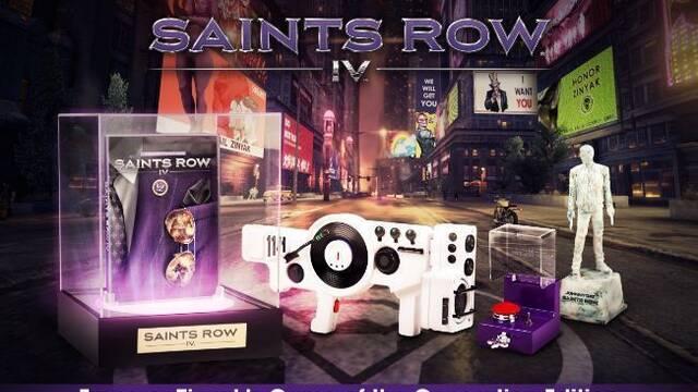 Saints Row IV tendr� una edici�n 'juego de la generaci�n'