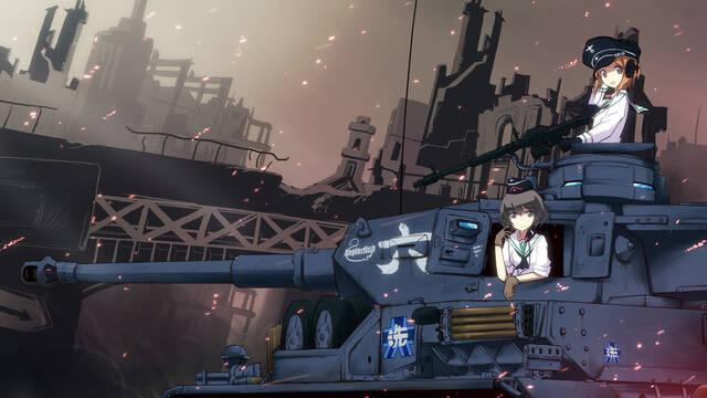 World of Tanks tendr� contenidos de Girls Und Panzer en Jap�n