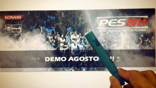 Pro Evolution Soccer 2014 tendrá demo en agosto