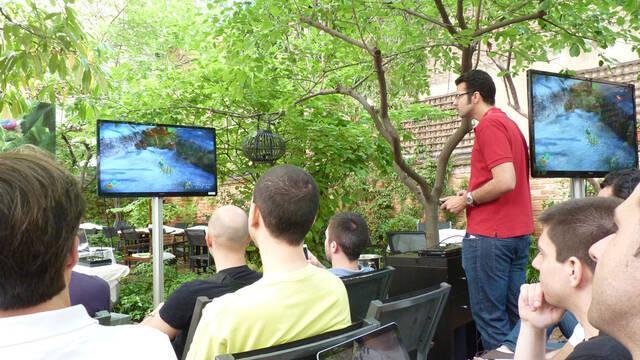 Crónica: Este verano Miyamoto propone un jardín lleno de aventuras