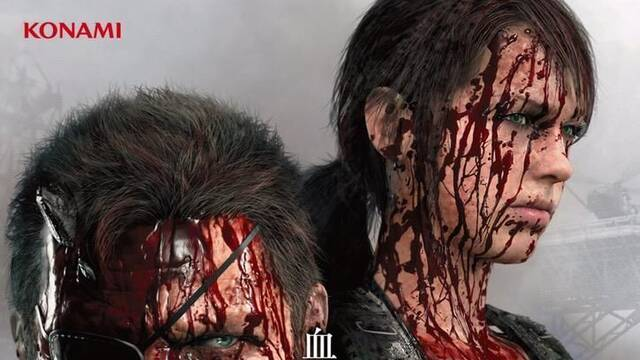 Kojima muestra el póster final de Metal Gear Solid V: The Phantom Pain