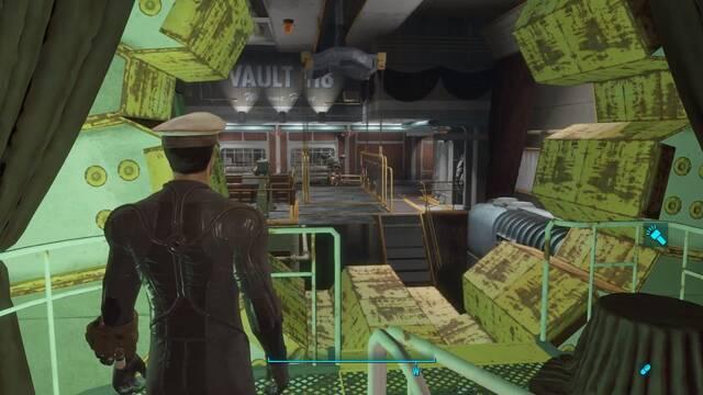 Acusan a Fallout 4 de plagiar una misión de un mod de Fallout: New Vegas