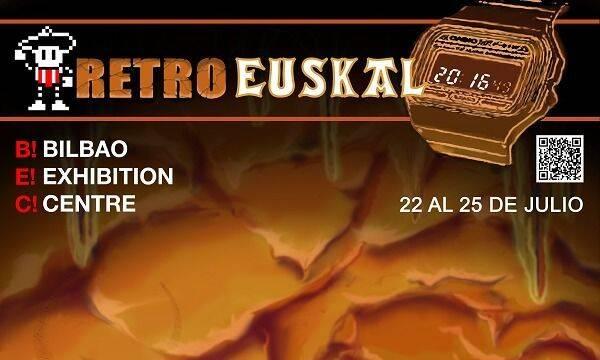 RetroEuskal 2016 se celebra del 22 al 25 de julio