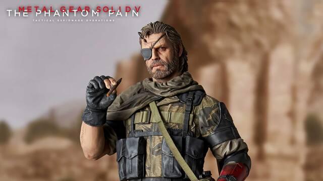 Gecco presenta su figurada basada en Venom Snake de Metal Gear Solid V