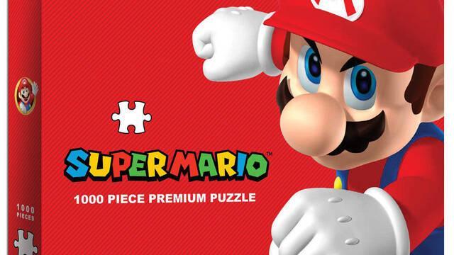 El diseño de un nuevo puzle de Super Mario genera debate